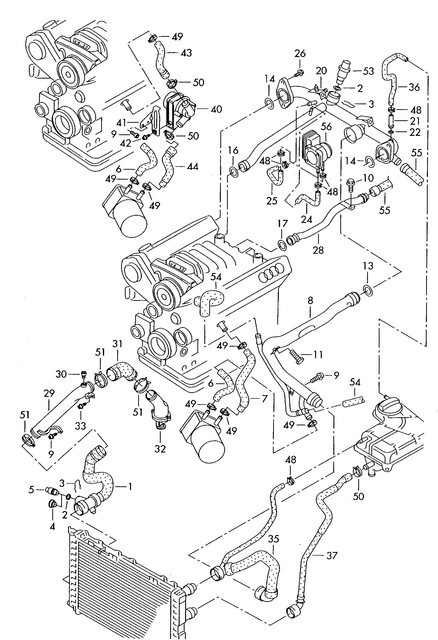 02 Audi A6 3 0 Engine Diagram Wiring Schematic Diagram