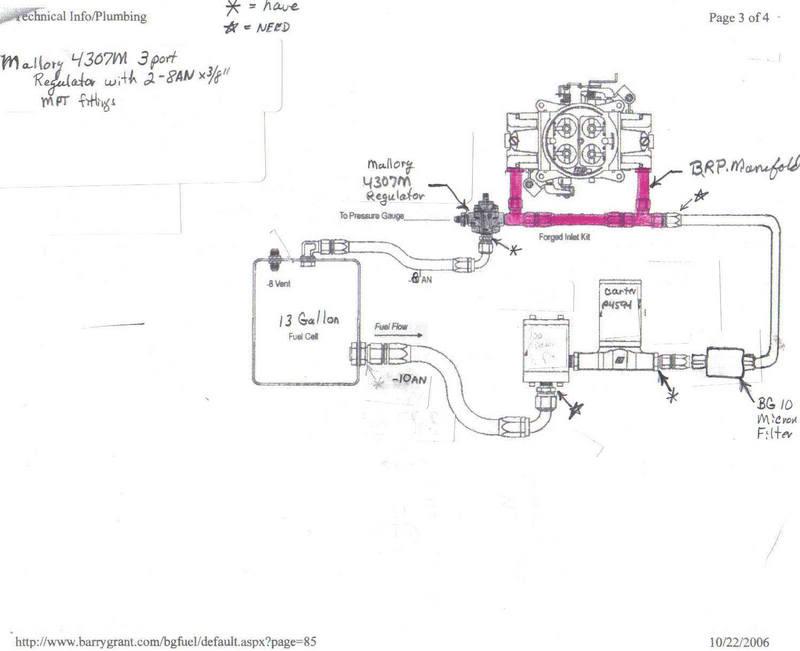 84 chevy fuel pump diagram
