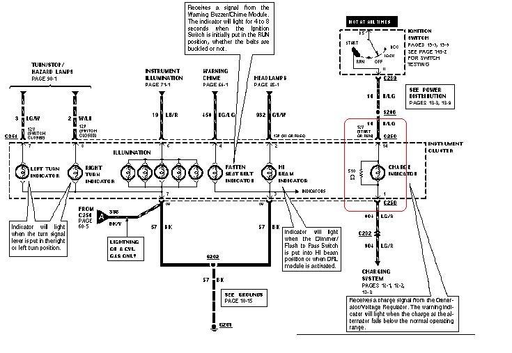 1968 mercury cougar wiring diagram