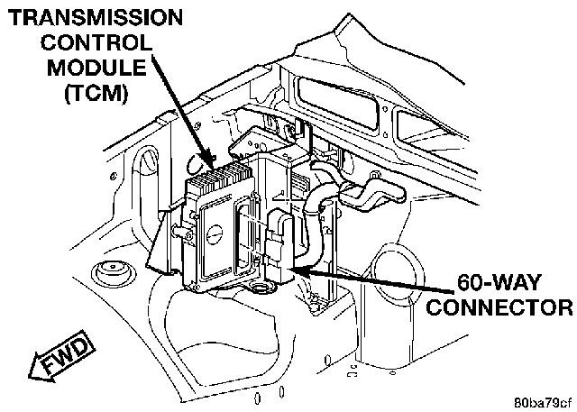 ecu wiring diagram for chrysler pacifica 04