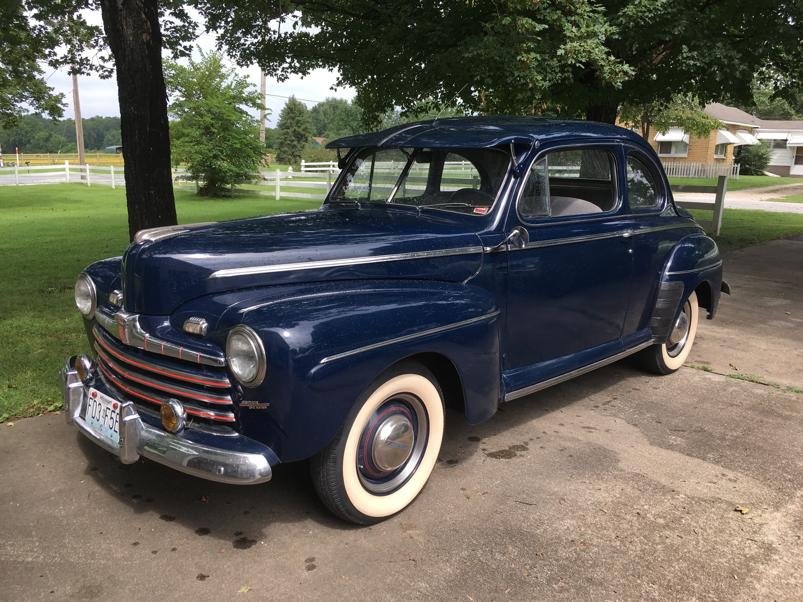 Coupe Ford 1946 Ford Coupe Overview Cargurus