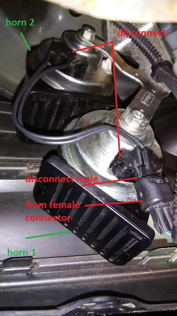 Ford Focus Questions - Horn not working - CarGurus