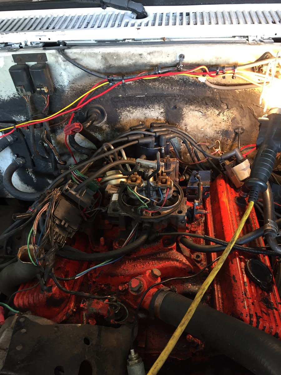 87 Chevy R10 Wiring Diagram Chevrolet C K 10 Questions Stopped Running And Won T