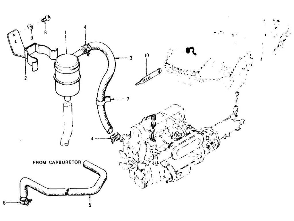 280z fuel filter 16400 q0800