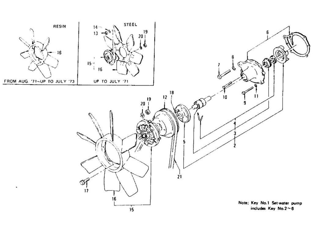Datsun 620 Pick Up Wiring Diagram Auto Electrical 74 Nissan 260z Xjs