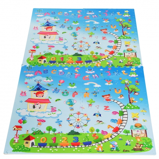 Alfombra Puzzle Bebe Carrefour Alfombra Puzzle Bebe Carrefour. Perfect Cloud With