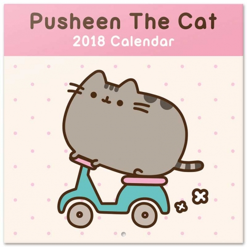 Libros De Texto Carrefour 2017 Calendario 2018 Pusheen The Cat Con Ofertas En Carrefour