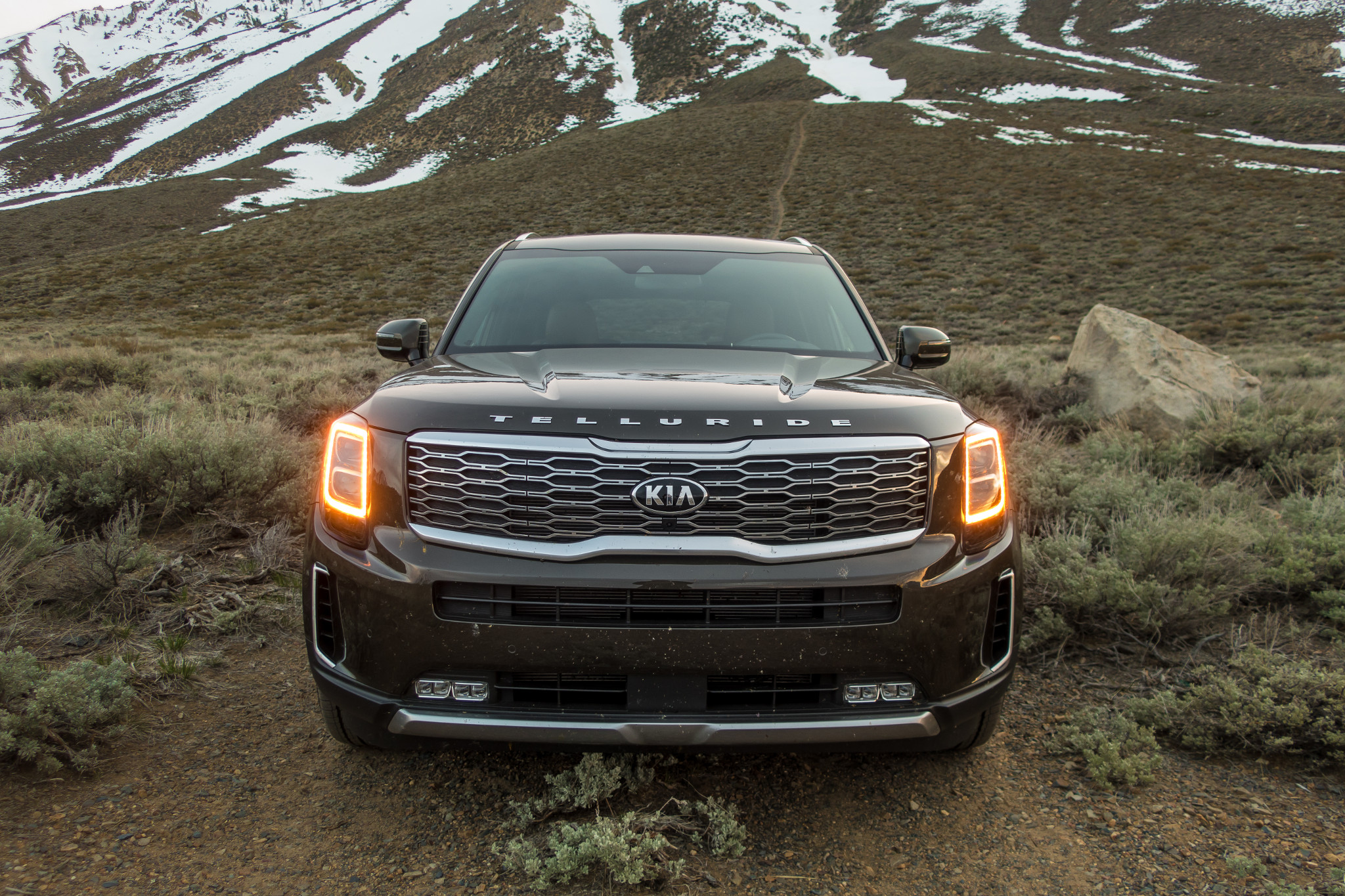 Telluride Or Die New Kia Suv So Much Better Than Sorento It S Fratricide News Cars Com - Kia Suv