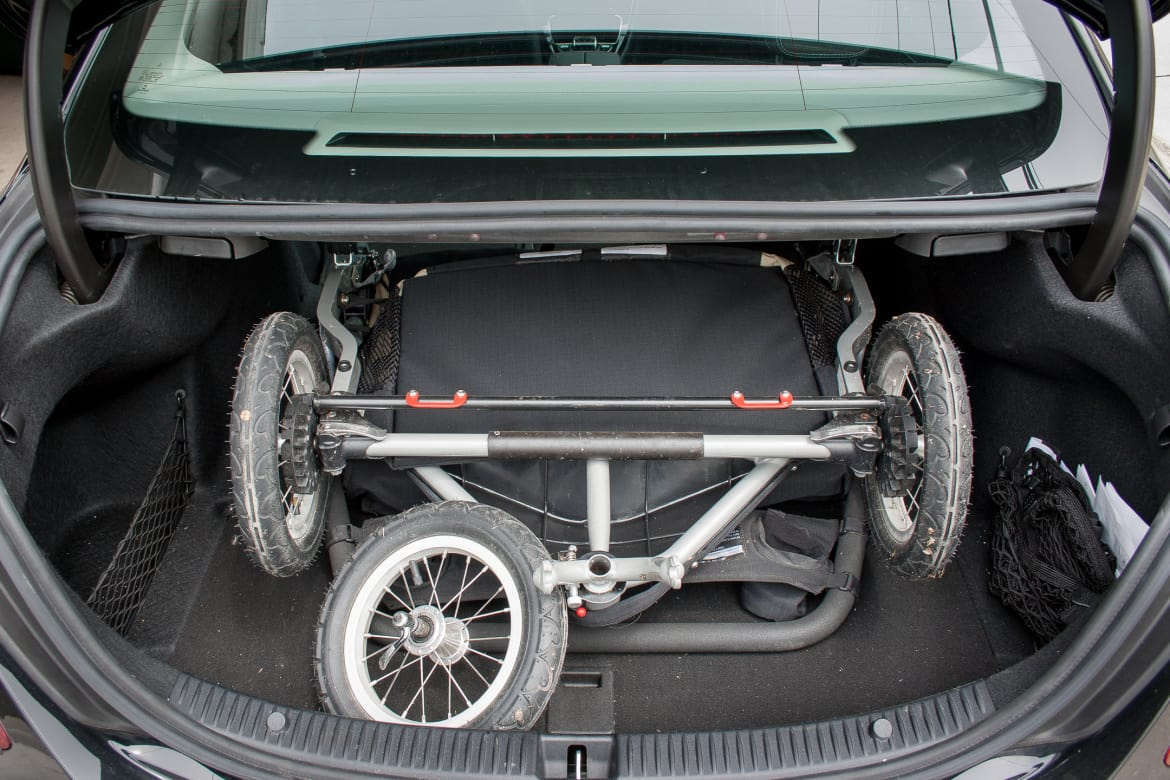 Baby Buggy Mercedes What Can You Fit In A Mercedes Benz C Class Trunk News