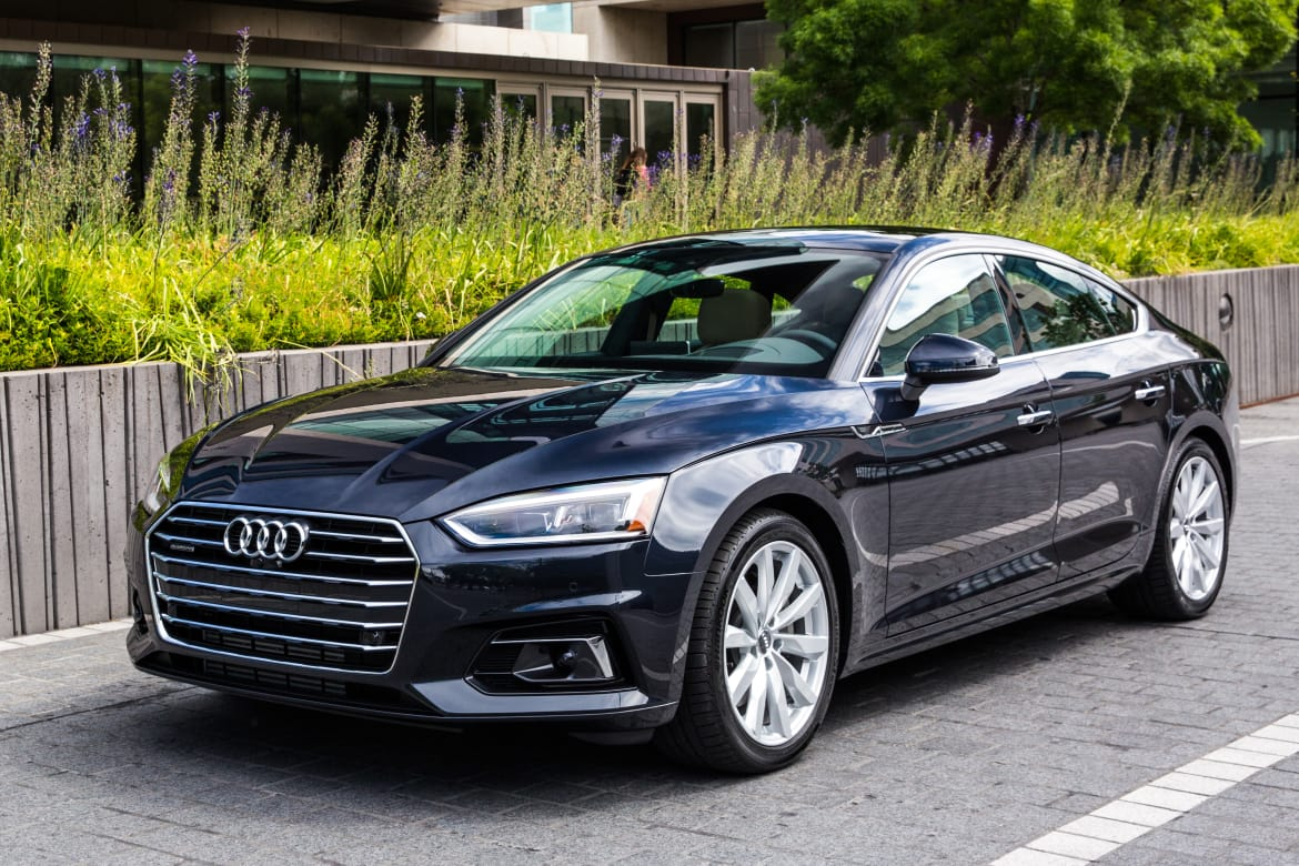 Audi A4 Coupe 2018 Audi A4 Allroad A5 Coupe And Sportback Top Safety Picks