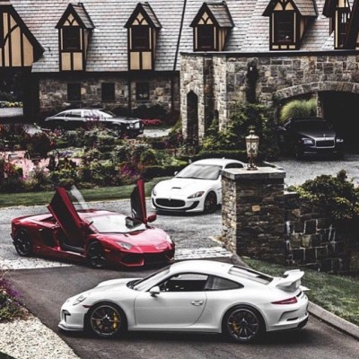 Luxury Life Goals