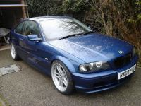2003 BMW E46 3 series 318Ci