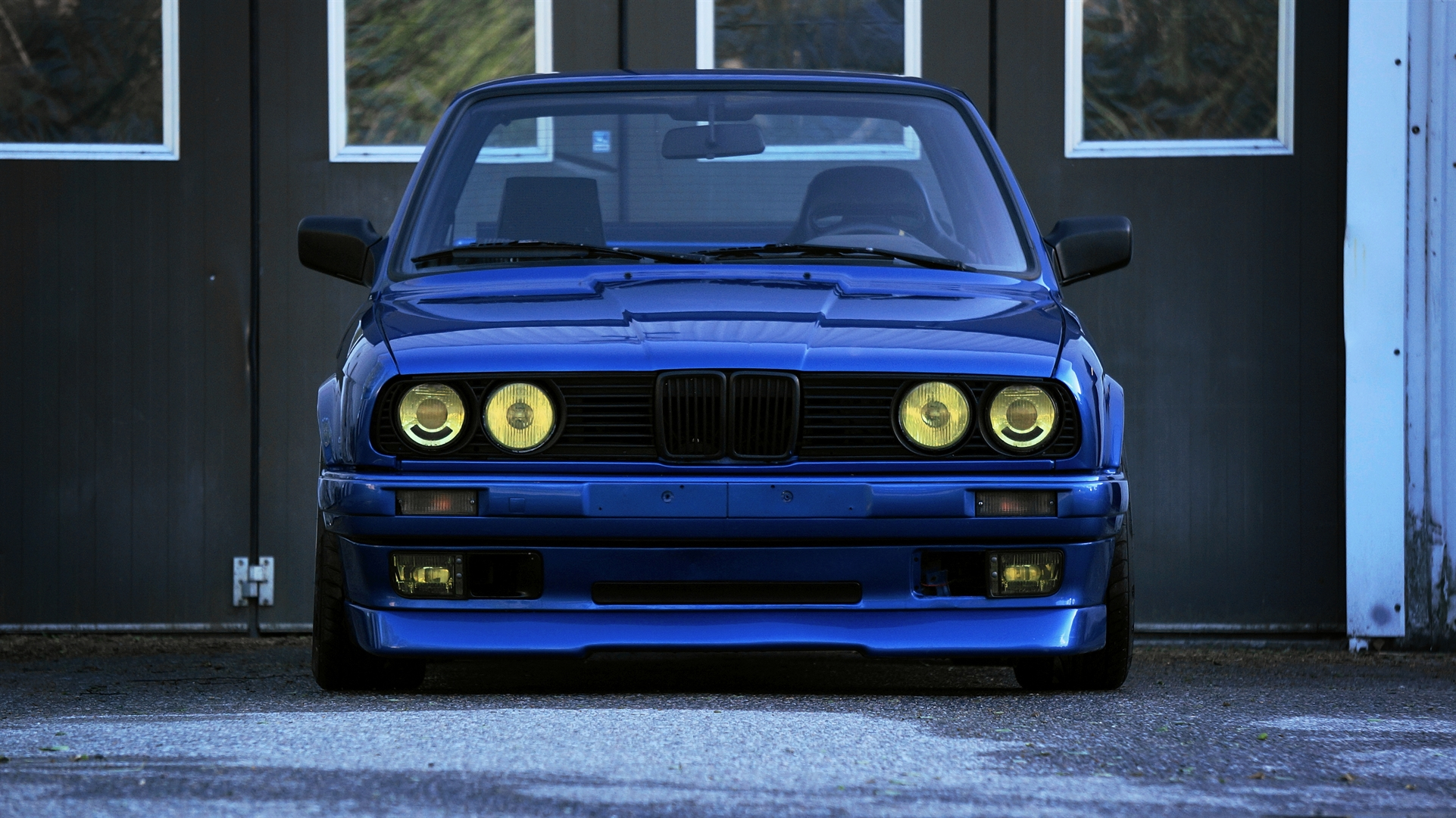 Mercedes Modified Cars Wallpapers 1987 Bmw E30 325i