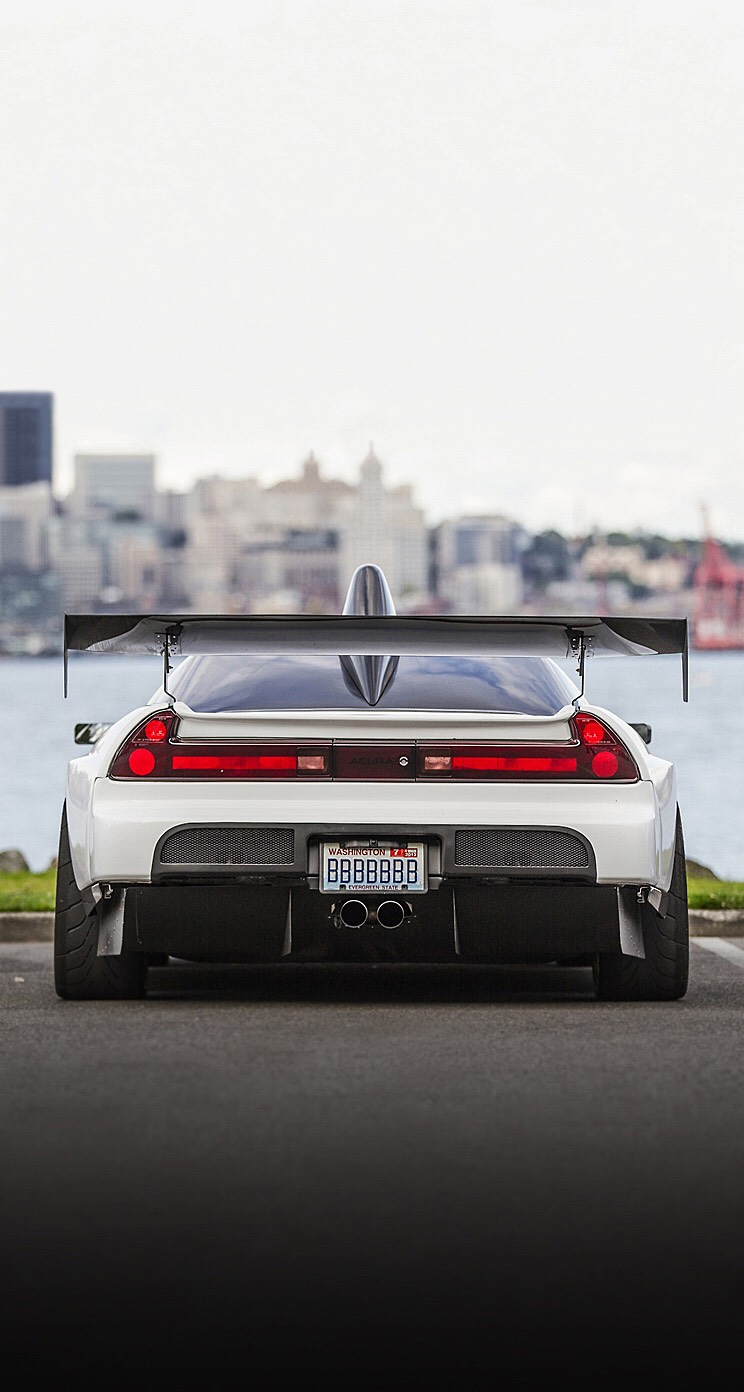 Honda Phone Wallpapers Honda Nsx Phone Wallpaper