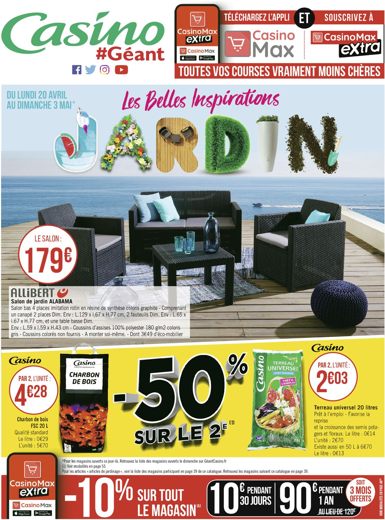 Géant Casino Catalogue Actuel 20 04 03 05 2020 56 Catalogue 24 Com