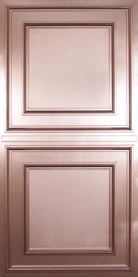 Cambridge Copper Ceiling Panels