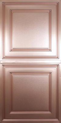 Stratford Copper Ceiling Panels