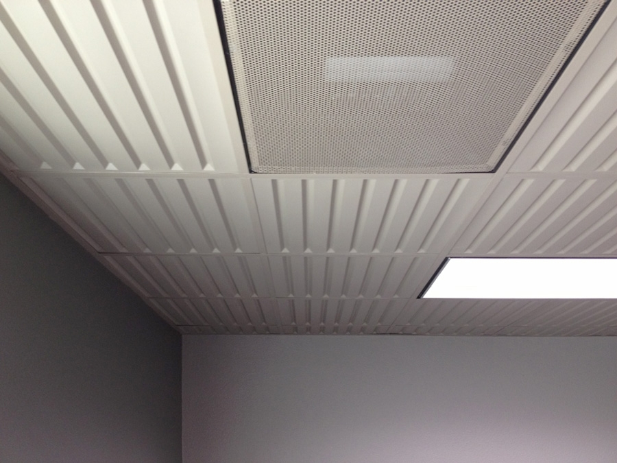 Drop Ceiling Lighting Sound Innovations - Ceilume