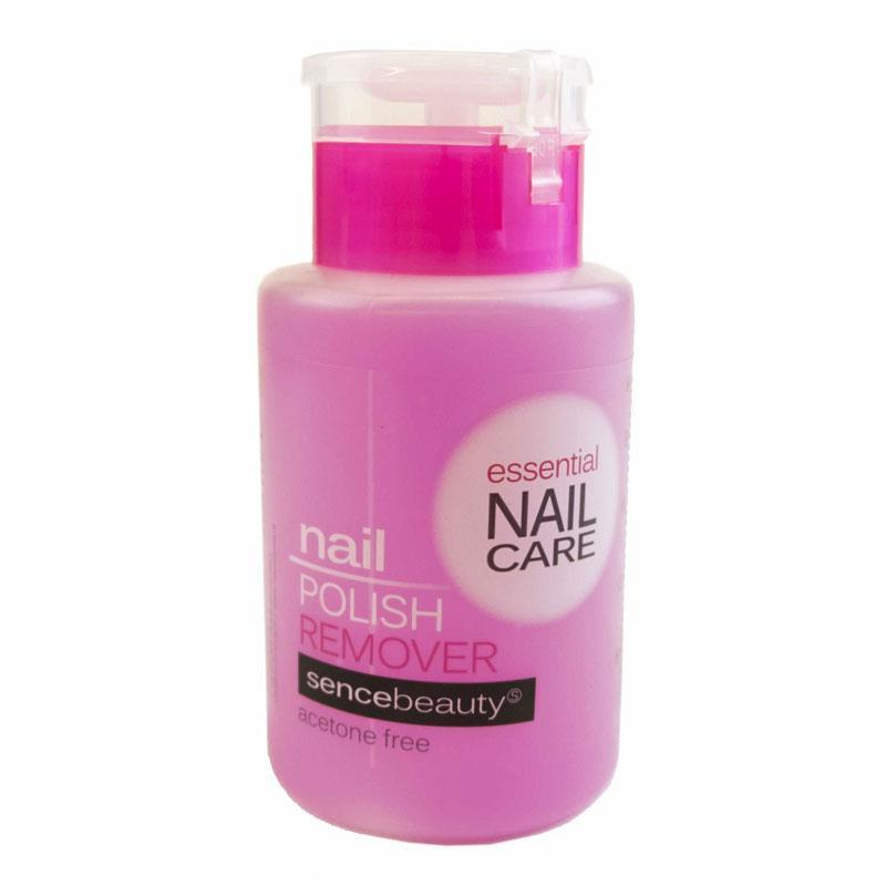 Buy Sence Beauty Nail Polish Remover Pump 175ml Online At