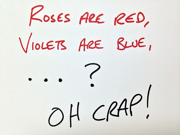 Love Poems \u2013 What to write in your Valentine\u0027s Day Card Cherishables