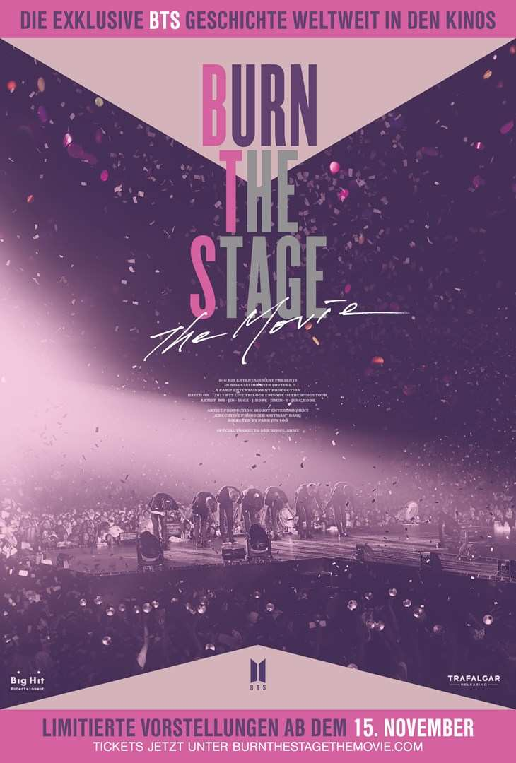 D Box Sessel Burn The Stage The Movie