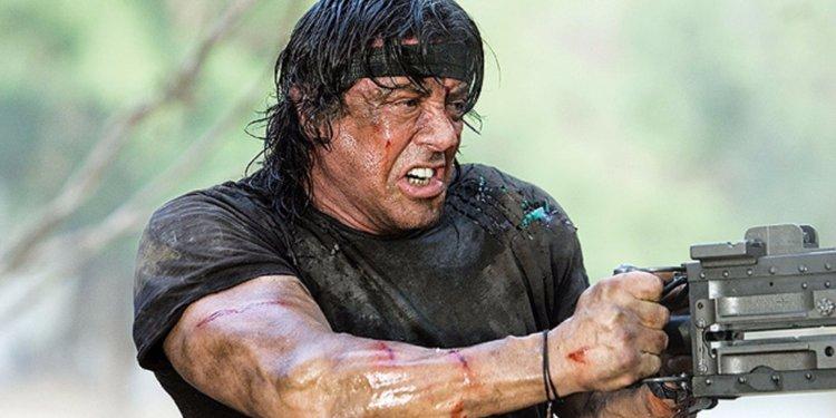 Blood Falling Wallpaper Sylvester Stallone Pregătit De Lupta Contra Cartelurilor