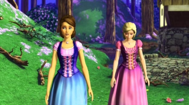 Cute Kid Wallpapers Free Download Imagini Barbie And The Diamond Castle 2008 Imagini