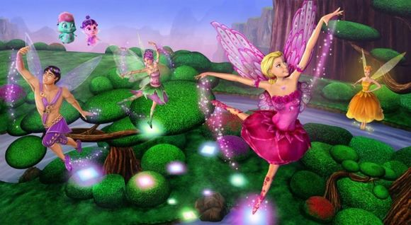Butterfly Wallpaper For Desktop With Animation New Kids Cartoons Barbie Fairytopia Magic Of Rainbow Pics
