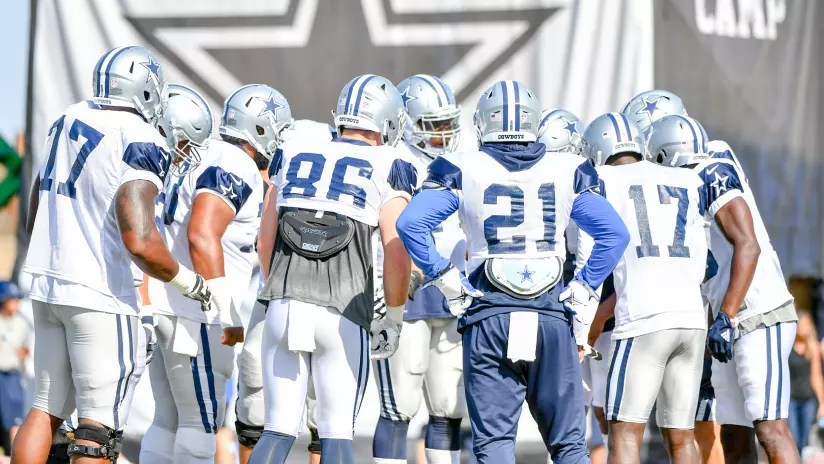 Cowboys Reveal First Unofficial Depth Chart