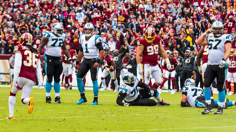 Panthers Depth Chart Carolina Panthers - Panthers
