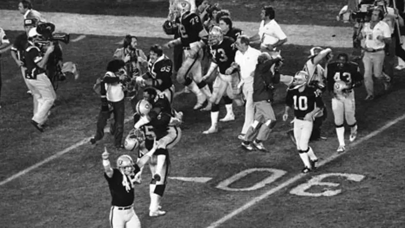 Greatest Moments 1980 AFC Championship