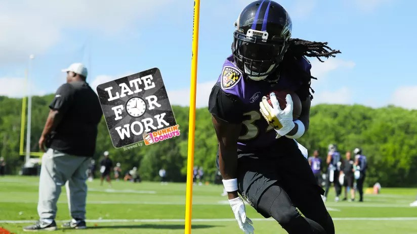 Late for Work 6/27 Projecting Baltimore\u0027s Depth Chart; Where Ravens