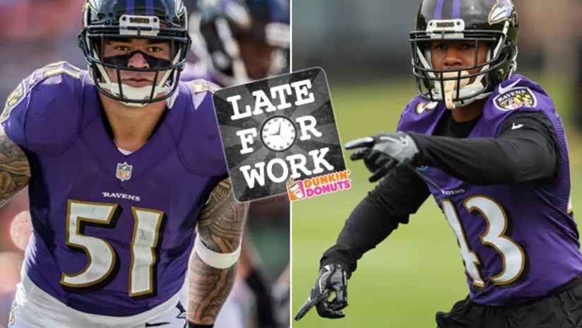Late for Work 5/9 Defensive Depth Chart, Philly Spoils Ravens\u0027 Comp