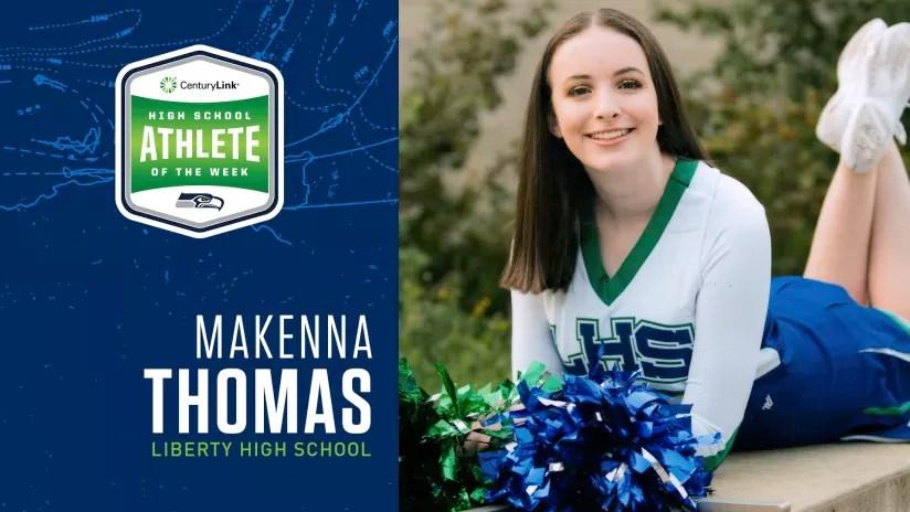 Seahawks Announce Week Two CenturyLink High School Athlete of the Week