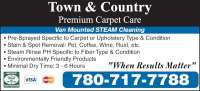 Town & Country Premium Carpet Care   Canpages