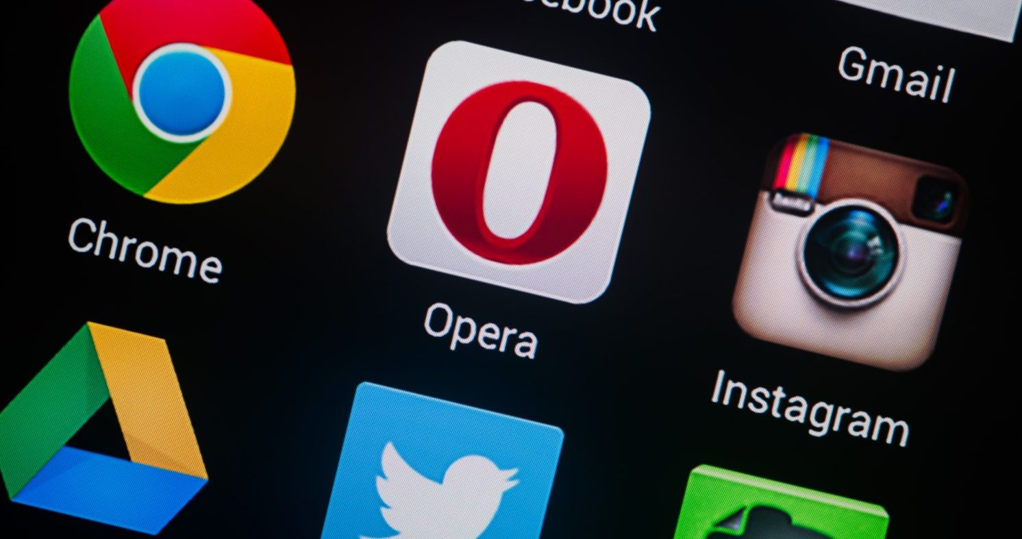Browser Opera Opera Browser Operator To Explore New Applications Of Blockchain