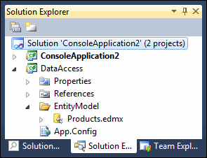 Entity Framework: Unable to load the specified metadata resource. (2/3)