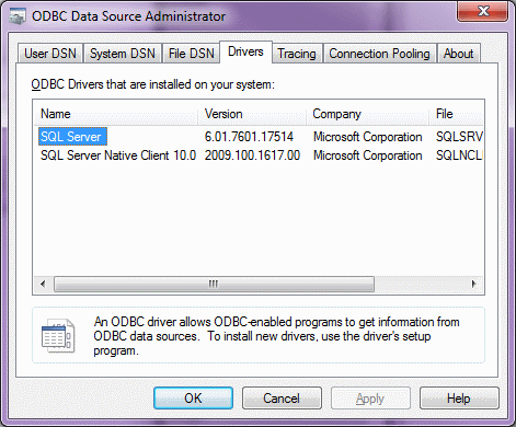Running Queries on Excel Spreadsheets using SQL Server 2008 (3/3)