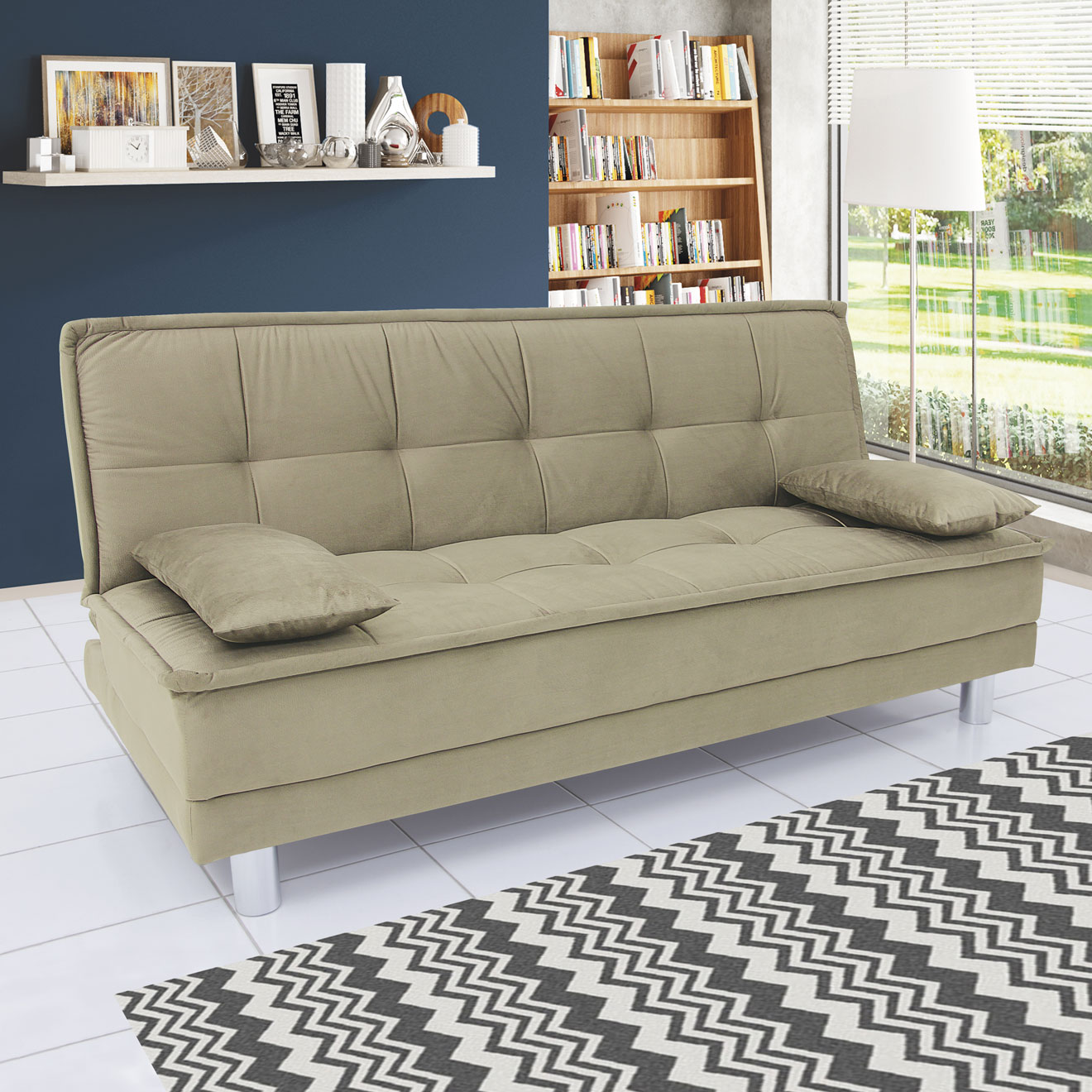 Sofa Linoforte D33 Sofá-cama Linoforte New Nancy - Colombo