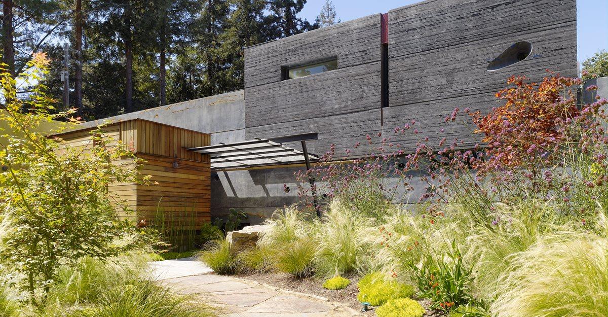 Concrete Homes - Design Ideas, Energy Benefits Of A Concrete House