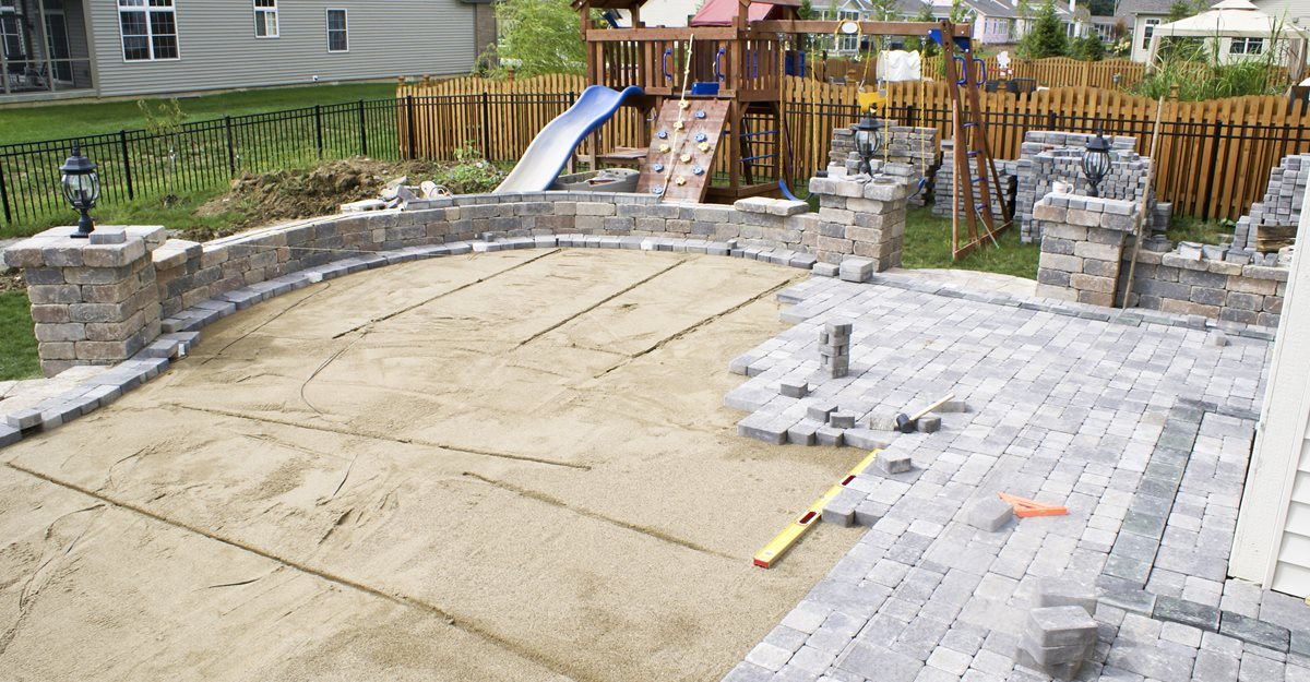 Concrete Pavers And Paver Infromation The Concrete Network