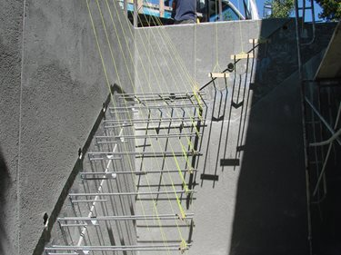Floating Concrete Stairs The Concrete Network