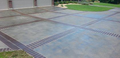Concrete Driveway Design Ideas The Concrete Network