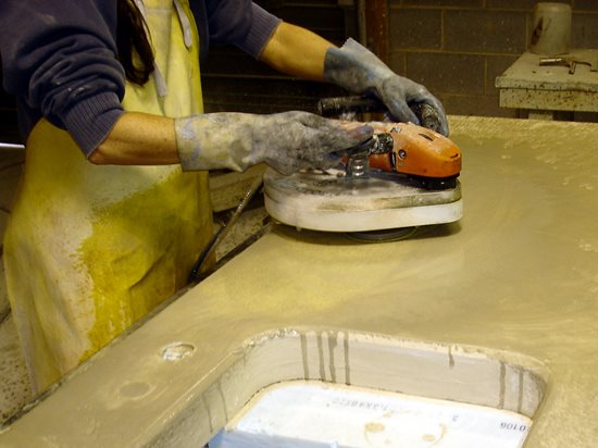 Diy Concrete Countertops How They Are Made The