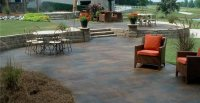 Stained Concrete Patios - The Concrete Network