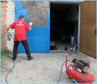 Was ist die beste Farbe, die Garage innen und auen zu malen