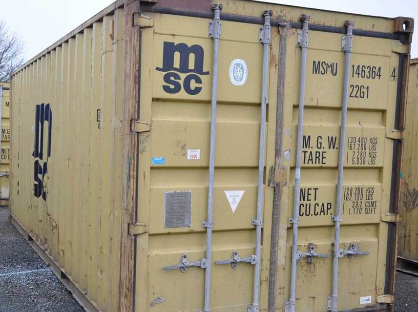 20ft Used Shipping Container Sales In Stock Uk Delivery
