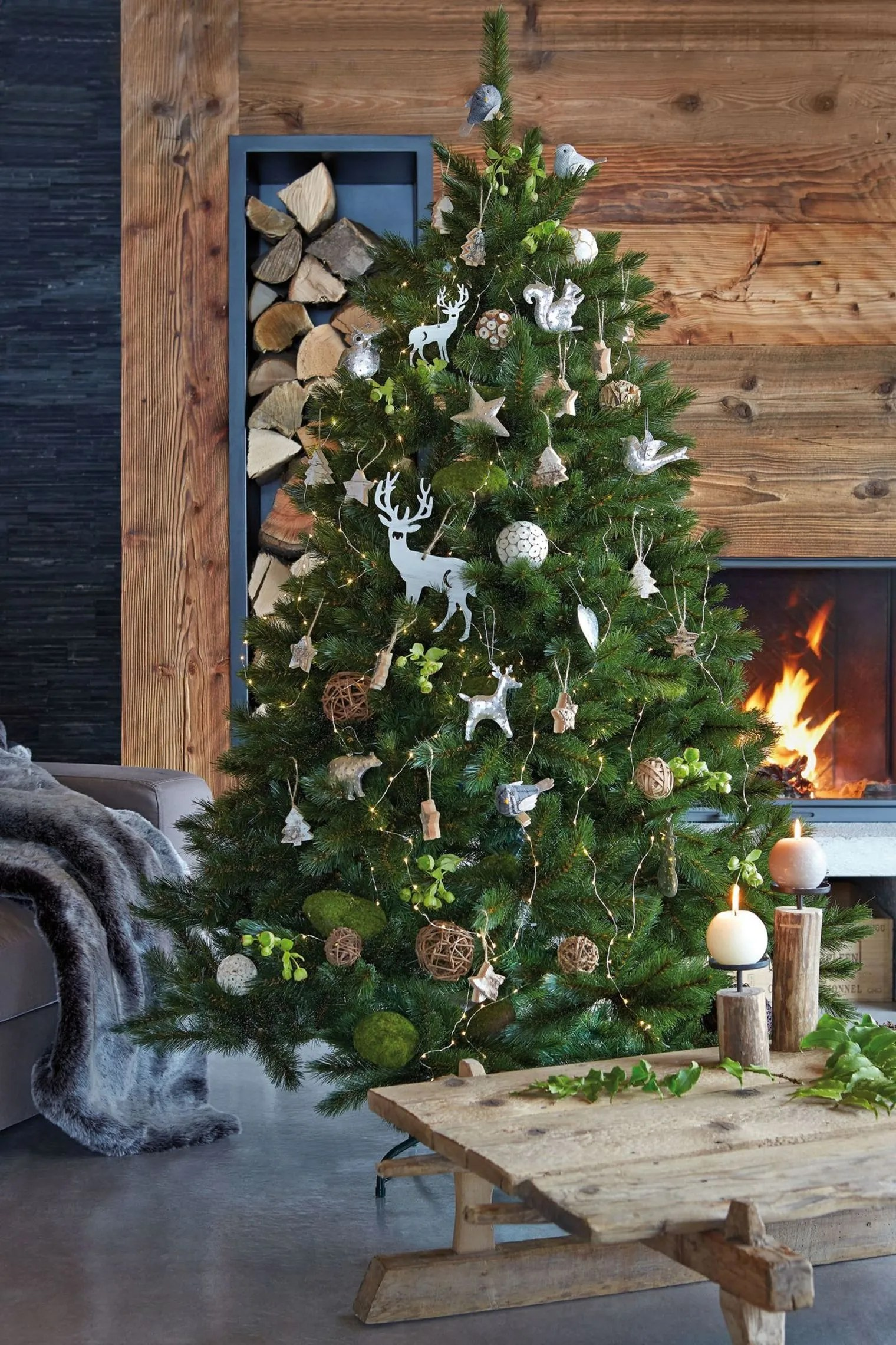 Décorations De Noel Eight Elegant Christmas Tree Decor Ideas