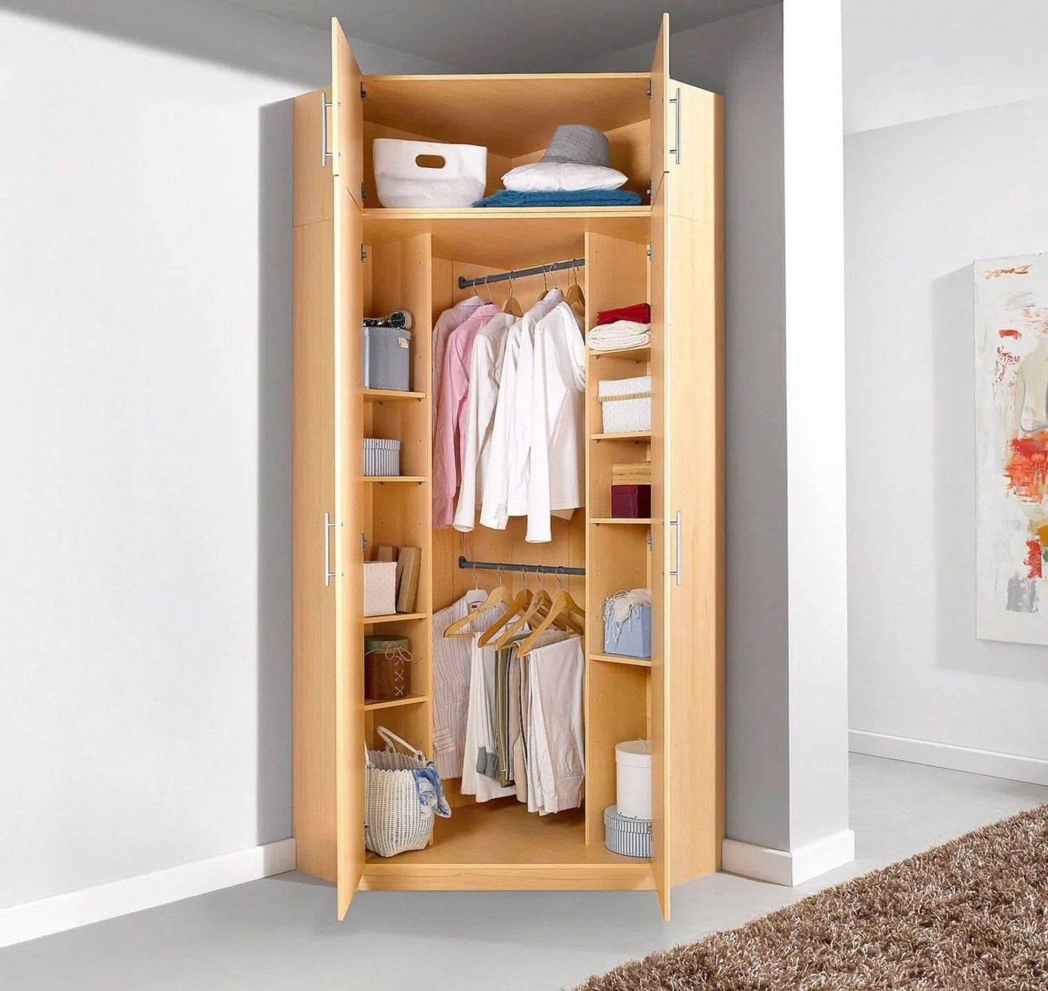 Armoire Dressing Angle Armoire Angle Pour Chambre