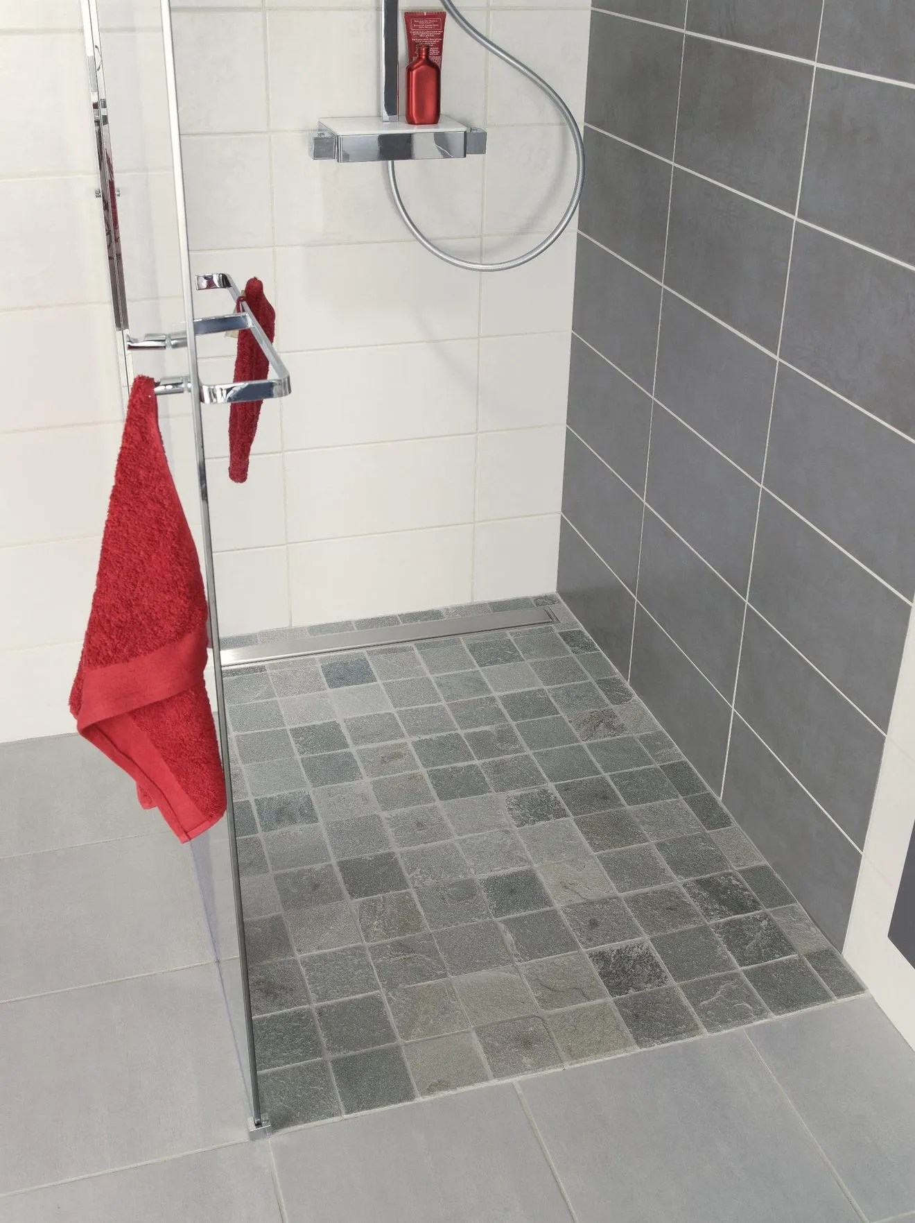 Carrelage Douche Revger Carrelage Sol Douche Italienne Antidérapant